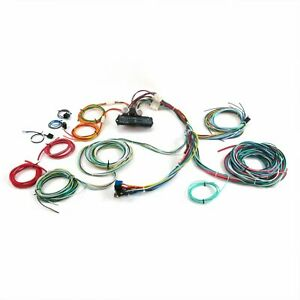 ultimate 15 fuse  ultimate 15 fuse 12v conversion wiring harness 46 1946  ford coupe