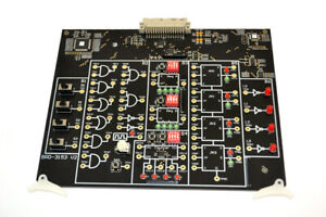 Flipflops Registers Counters Sequential Logic Circuit Board For Eb3000