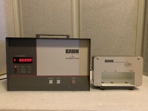 Cahn Instruments C 32 Microbalance W Remote Weighing 12632 F