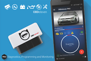 Obdeleven For Android Audi Vw Bluetooth Diagnostic Tool Obd2 Pro Can Vas Vcds