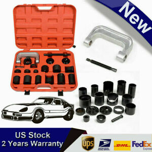 21pcs Ball Joint Auto Repair Tool Service Remover Installer Master Adapter Kit A
