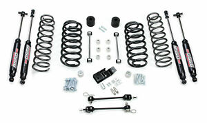 Teraflex 3 Lift Kit W 9550 Shocks For Jeep Wrangler Tj Lj 1241350