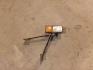 Per Lux Grote Rh Right Plow Light 6425 Saeh18p 91 Free Shipping