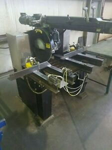 Radial Arm Saw 22 Diameter Metal Plastic Wood Cutting Available Now