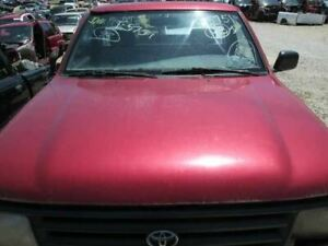 Right Left Bench Seat Tracks Manual Fits 93 T100 Pickup 246532