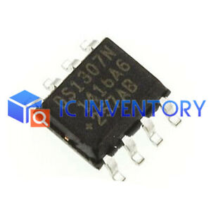 80pcs I2c Real time Clock Ic Dallas maxim Sop 8 Ds1307n Ds1307n