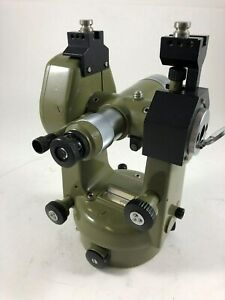 Kern Theodolite Dkm2ae read Discription