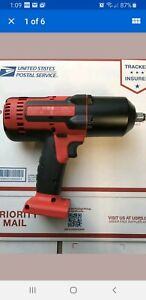 Snap On Cordless Impact Wrench Ct8850 1 2 Drive Tool Only