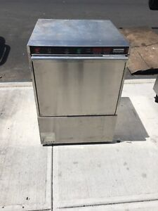 Champion Commercial Dish Washer Machine