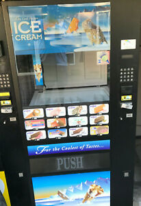Fastcorp F 631 Ice Cream Vending Machine