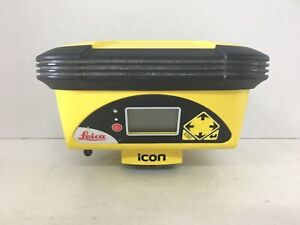 Leica Icon Gps gnss Base