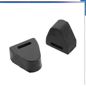 Lot Of 2 Tailgate Latch Rubber Stop Bumpers For Chevrolet Silverado Gmc Sierra