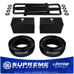 3 Front 3 Rear Billet Lift Kit For 1988 1999 Chevy Gmc C1500 C2500 C3500 2wd