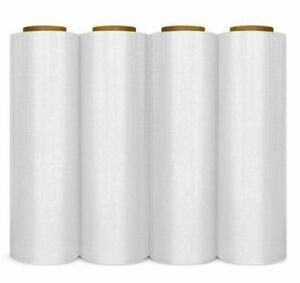 Blown Hand Stretch Wrap Moving Wrapping Shrink Film Choose Your Rolls