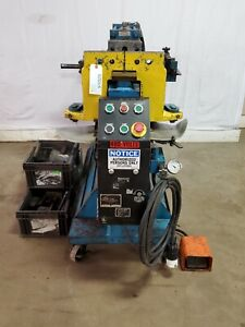 Huth Tubing Bender Model 2007 480 V 3 Phase W Numerous Tools
