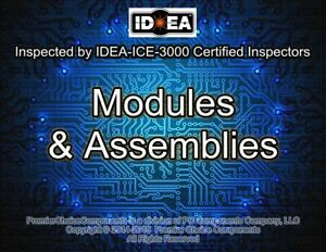 Module assembly Rca 157766