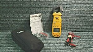 Uei Test Instruments Dl389 G2 Phoenix Pro Dual Display Trms Clamp Meter new