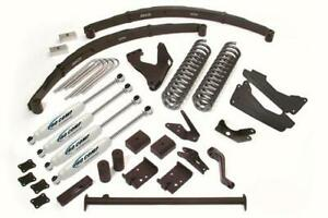 Pro Comp 6 Inch Stage I Lift Kit With Es9000 Shock For 05 07 F 250 K4037b