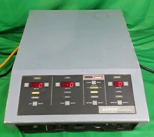 Aspen Excalibur Electrosurgical Unit Model 60 5200 001