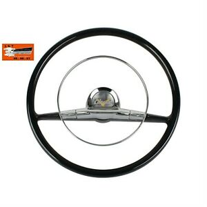 1957 Chevy 15 Steering Wheel Retro New Belair Sedan Hardtop Wagon Convertible