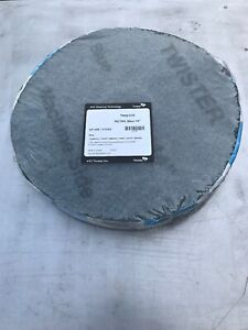 2 Pack Retail Blue Htc Twister 14 Floor Cleaning Pads Buffer Burnisher 212163