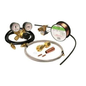 100 Wire Feed Welder Mig Conversion Kit Convert Flux Cored Cable Liner Adapter