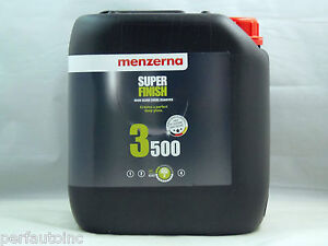 Menzerna Super Finish 3500 Gallon Formerly Sf4000 Same Product New Look