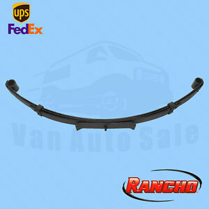 Lift Kit Component Rancho Front For 1991 1993 Jeep Wrangler Base 4wd