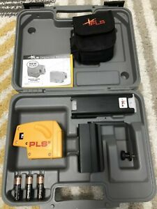 Pacific Laser Systems Pls 5 60541 Laser Level Tool
