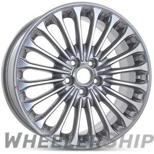 New 18 Alloy Replacement Wheel For Ford Fusion 2013 2014 2015 2016 Rim 3961