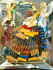 Tinker Lot Of Electronic Components New Parts Only Grab Bag Diy For Arduino Pi