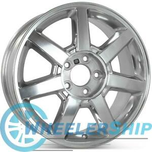 New 17 Wheel Cadillac Cts Sts 2004 2007 2008 2009 2010 2011 Rim Polished 4578