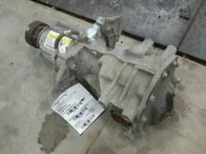 2018 Ford Explorer Rear Axle Differential Awd