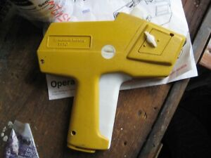 Monarch 1110 Price Labeler Gun With Manual Labels Ink