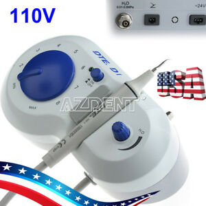 Usa Woodpecker Dte Dental Ultrasonic Scaling Piezo Scaler Dte d1 Dte d5 Led
