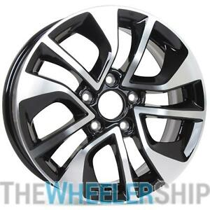 New 16 Replacement Wheel For Honda Civic 2013 2014 2015 Rim 64054