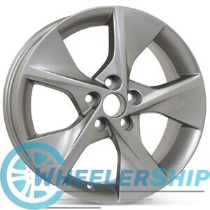 New 18 Replacement Wheel For Toyota Camry 2012 2013 2014 Charcoal Rim 69605
