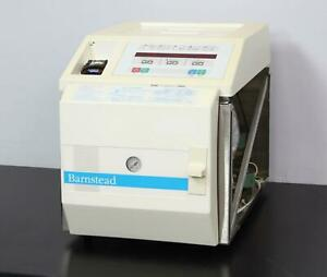 Barnstead Thermolyne Model C57835 Autoclave For Parts Or Repair