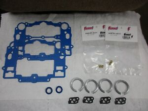 Carter Edelbrock Afb 600 To 500 Cfm Secondary Carb Restrictors 500 To 400 1404