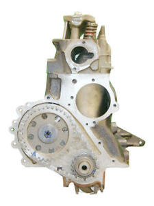 Amc 258 87 90 Complete Remanufactured Engine