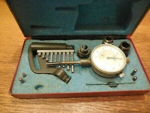 Central Tool Co dial Test Indicator Set 001 Free Usa Shipping