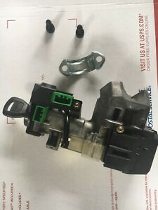 01 02 Honda Civic Oem Ignition Switch Cylinder Lock With Key Fits Automatic