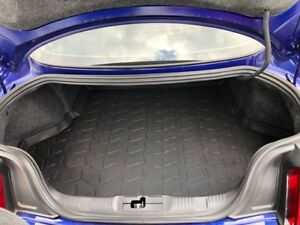 Rear Trunk Area Cargo Floor Tray Boot Liner Pad Mat For Ford Mustang 2015 2021