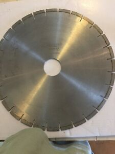 Diamant D 16 Bridge Saw Blade For Granite Marble Stone Diamant D Made In Italy