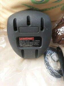 Craftsman Palm Air Driver 351 182000 Brand New Never Used