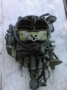 Mercedes 4 Barrel Solex 4a1 280 Carburetor Carb