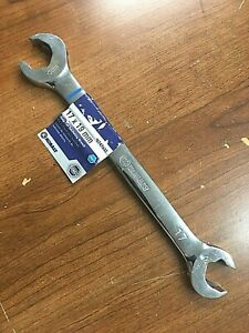 Kobalt 17mm 6 Point Metric Ratchet Wrench New 0747432