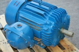 Baldor 60 Hp Electric Motor 1750 Rpm 230 460v Hazardous Location Item 14
