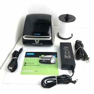Dymo Labelwriter 4xl Thermal Label Printer Complete With Labels And Cables