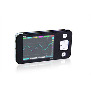 Ds211 Oscilloscope Digital Storage Pocket sized Updated Dso201 Minidso Nano Arm